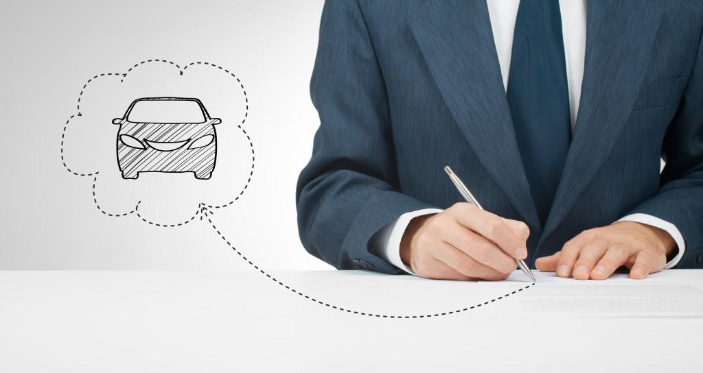 Daños propios en el seguro de coche
