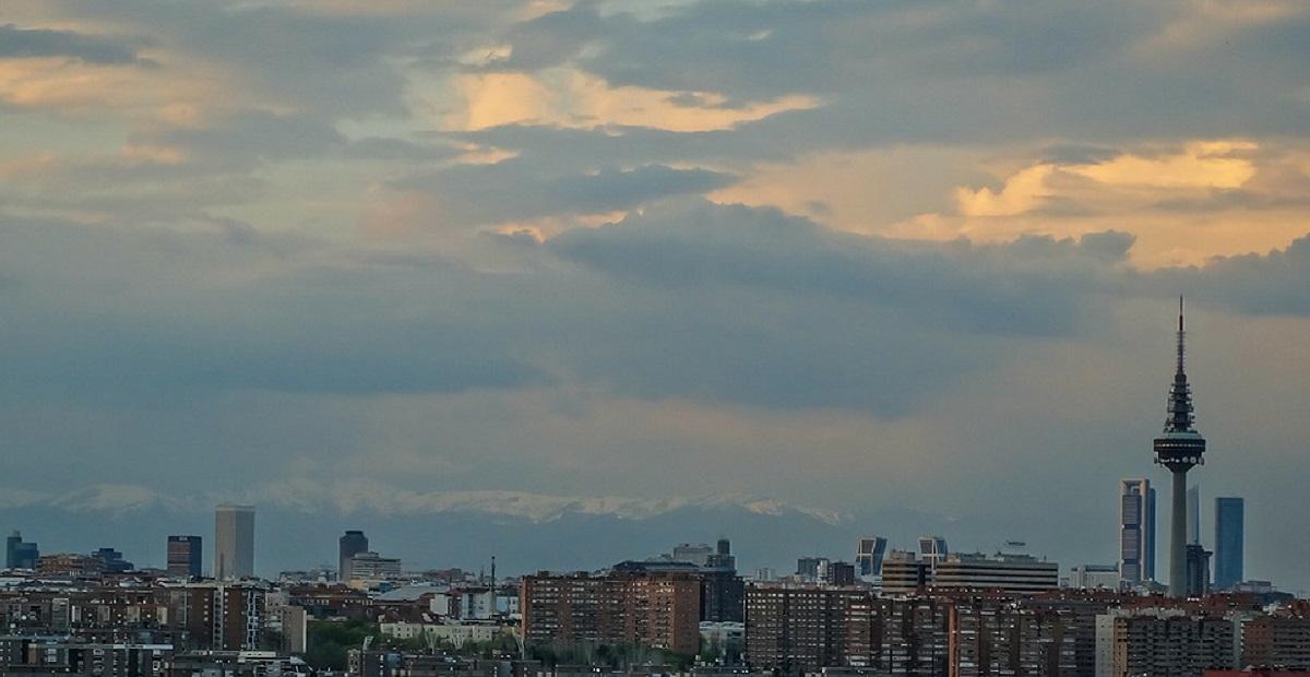 Contaminación por el tráfico en Madrid