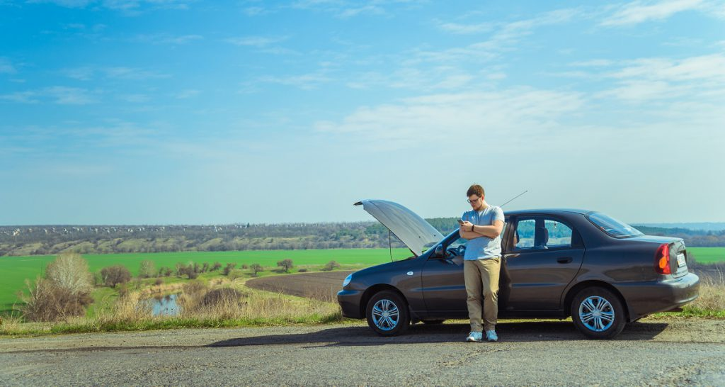 asistencia en viaje en el seguro de coche