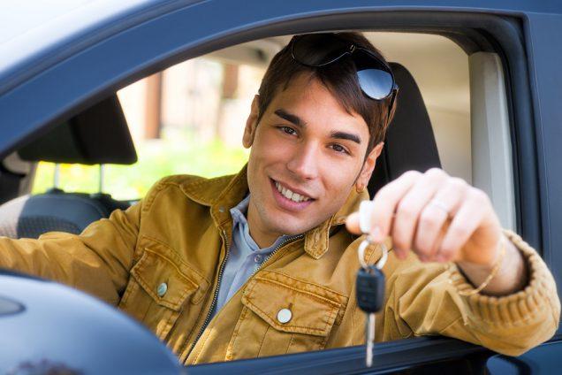 Seguro de coche para jóvenes