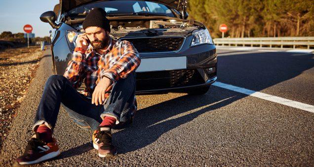 Las averías de coche más habituales
