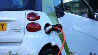 puntos de recarga para el coche eléctrico